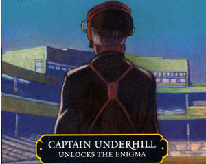 Captain Underhill in 'The Queen is in the Counting House'